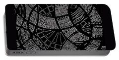 Doodle Art 1 Portable Battery Charger