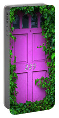 Door 229 Portable Battery Charger by Darren White