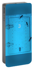 Portable Battery Charger featuring the photograph Door Number 3 by Paul Wear