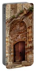 Doorway In Akko Portable Battery Charger