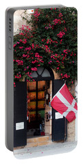 Doorway Malta Portable Battery Charger by Tom Prendergast