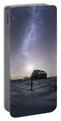 Dormant Portable Battery Charger by Aaron J Groen