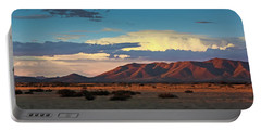 Dos Cabezos Sunset Serenity Portable Battery Charger