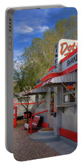 Dot's Diner In Bisbee Portable Battery Charger