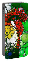 Dotty Doodle Doo Portable Battery Charger