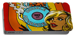 Double Advance - Pinball Portable Battery Charger