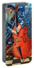 Double Bass And Bench Portable Battery Charger
