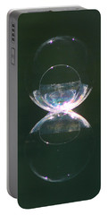 Double Bubble Infinity Portable Battery Charger by Cathie Douglas