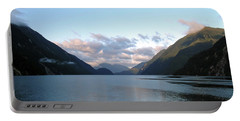 Doubtful Sound, New Zealand No. 1 Portable Battery Charger