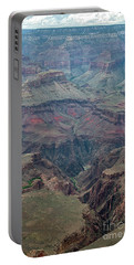 Portable Battery Charger featuring the photograph Down Into The Canyon by Kirt Tisdale