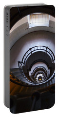 Down The  Lighthouse Stairs Portable Battery Charger