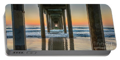 Down Under Scripp's Pier  Portable Battery Charger
