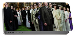Downton Abbey Portable Battery Charger
