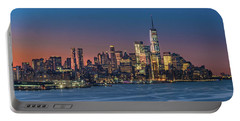 Downtown And Freedom Tower Portable Battery Charger