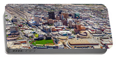 Downtown El Paso Portable Battery Charger