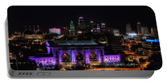 Downtown Kansas City  Portable Battery Charger
