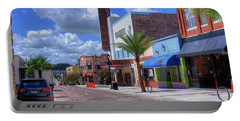 Downtown Ocala Theatre Portable Battery Charger