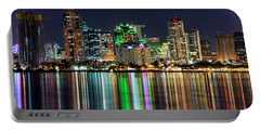 Downtown San Diego Portable Battery Charger