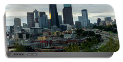 Downtown Seattle,washington Portable Battery Charger