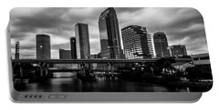 Downtown Tampa Portable Battery Charger