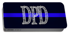 Dpd Blue Line Mug Portable Battery Charger