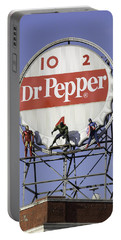Dr Pepper And The Avengers Portable Battery Charger