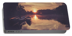 Dragon Boats Portable Battery Charger
