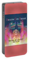 Dragon Con Parade Portable Battery Charger by Megan Dirsa-DuBois