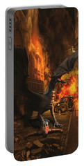 Dragon Flame Portable Battery Charger