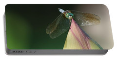 Dragon Fly Lotus Portable Battery Charger