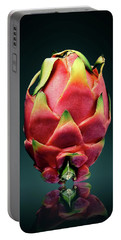 Dragon Fruit Or Pitaya  Portable Battery Charger