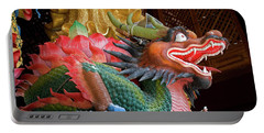 Dragon In Tiger Cave Temple Portable Battery Charger