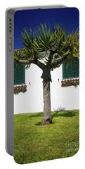 Dragon Tree Garden House Portable Battery Charger