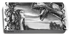 Dragon Whisperer  Portable Battery Charger
