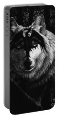 Dragon Wolf Portable Battery Charger