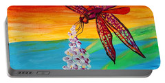 Dragonfly Ecstatic Portable Battery Charger