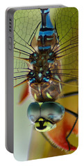Dragonfly In Thought Portable Battery Charger