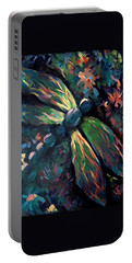 Dragonfly Series 4 Portable Battery Charger by Megan Walsh