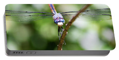 Dragonfly Watching Portable Battery Charger