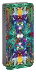 Dragons Of The Temple Portable Battery Charger