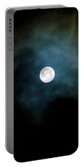 Drama Queen Full Moon Portable Battery Charger