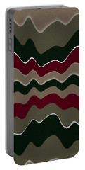 Draw The Line Original Abstract Expressionism Art Painting. Portable Battery Charger by RjFxx at beautifullart com