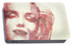 Dream A Little Dream Of Me Portable Battery Charger by Paul Lovering