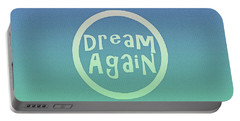 Dream Again Portable Battery Charger