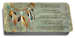 Dream Catcher Portable Battery Charger