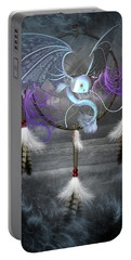 Dream Catcher Dragon Fish Portable Battery Charger