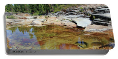 Portable Battery Charger featuring the photograph Dream Of A Stream by Sean Sarsfield