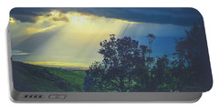 Portable Battery Charger featuring the photograph Dream Of Mortal Bliss by Sharon Mau