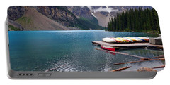 Moraine Lake, Ab  Portable Battery Charger