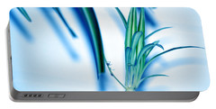 Portable Battery Charger featuring the photograph Dreaming Abstract Today by Susanne Van Hulst